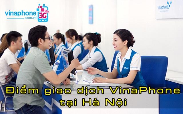 Bạn biết gì về các điểm giao dịch VinaPhone tại Hà Nội