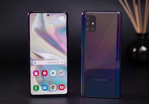 Samsung A51 có màn hình sắc nét