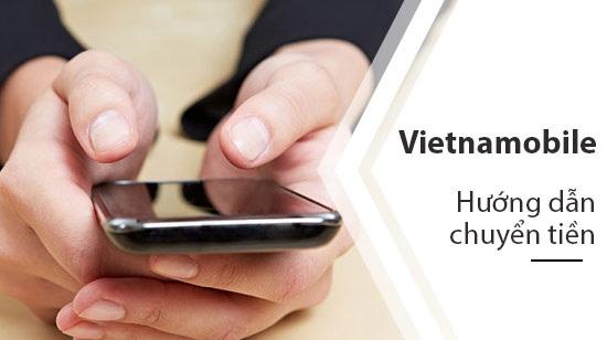 Cách chuyển tiền sim Vietnamobile