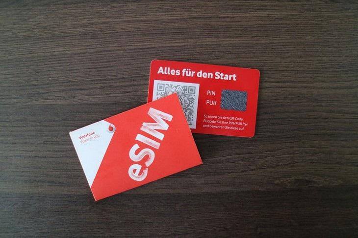 Chuyển đổi eSim MobiFone