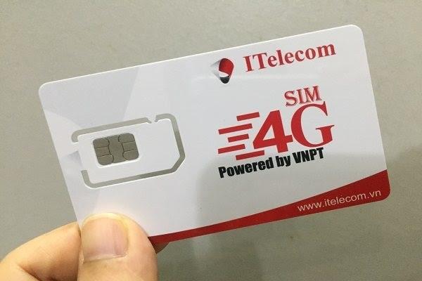 iTelecom là một loại sim mới nhưng có nhiều ưu điểm