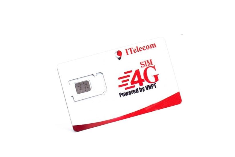 Một vài vấn đề về sim iTelecom được người dùng phản ánh
