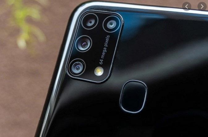 Chiếc Samsung M31 sẽ được nâng cấp camera