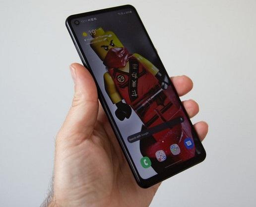 Samsung A21s mới chỉ được ra mắt tháng 5 vừa rồi
