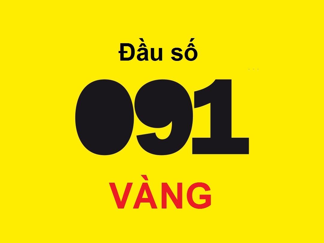 Đầu số 091 của Vinaphone rất được ưa thích
